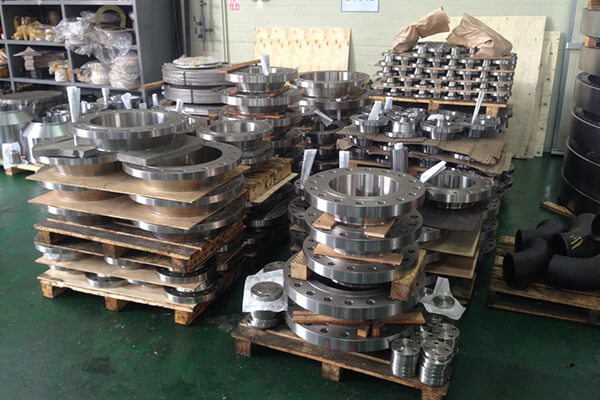 Alloy BS Table H Flanges