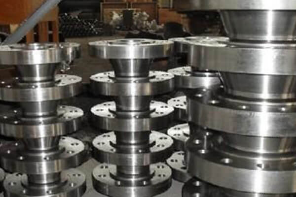 Alloy Gr.F11 Flanges