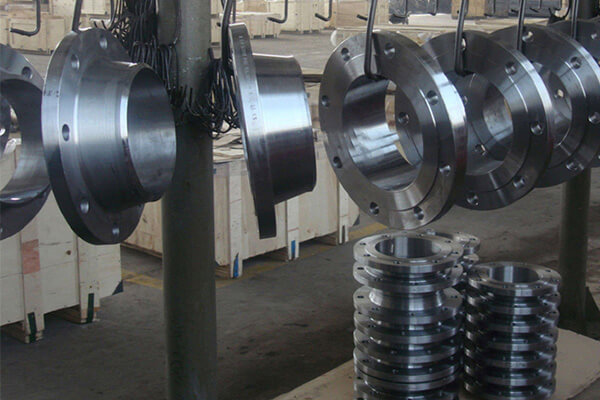 Alloy Gr.F12 Flanges