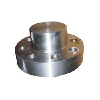 SS High Hub blind flanges