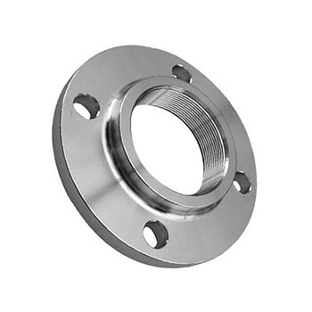 SS DIN 2567 PN 25 Threaded Flanges