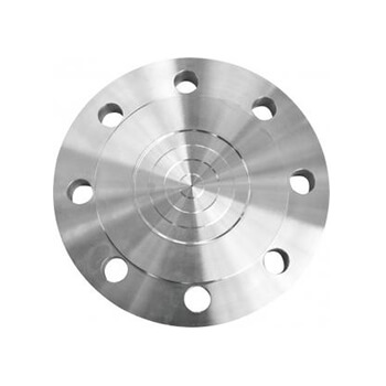 ASME B16.5 DIN 2527 PN 25 Blind Flanges