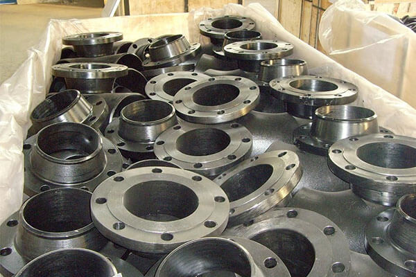 ASTM A694 F42 Carbon Steel Flanges, High Yield F42 Flanges