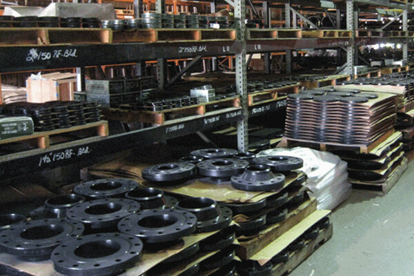 Carbon Steel F46 Flanges