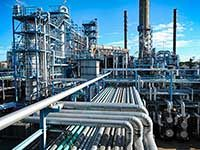 Flanges in Oil Refineries