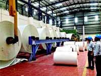 SS 304 Flanges in Paper Industries