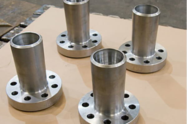 ASTM DIN 28115 PN 25 Long Neck Welding Flanges