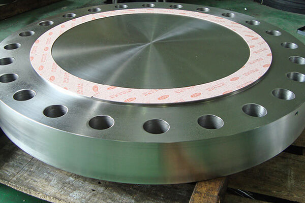 ASTM DIN 2527 PN 6 Blind Flanges