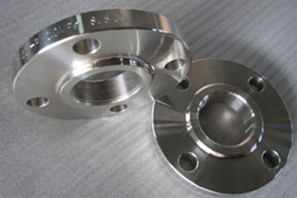 ASTM A182 Threaded Flanges