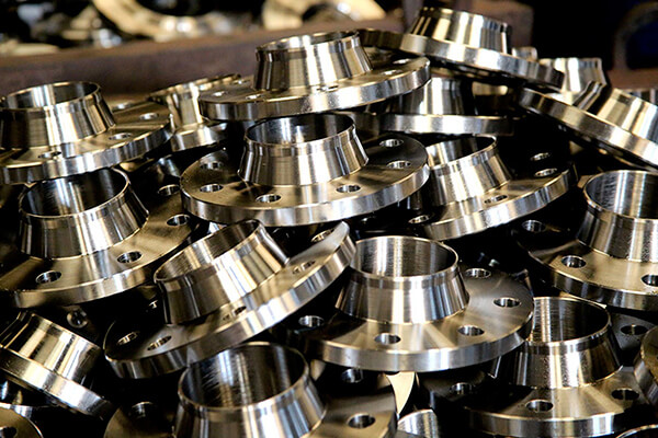 Steel 304 Flanges
