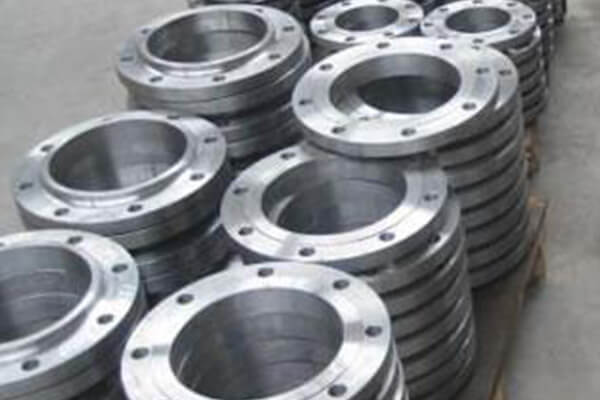 Steel 316Ti Flanges
