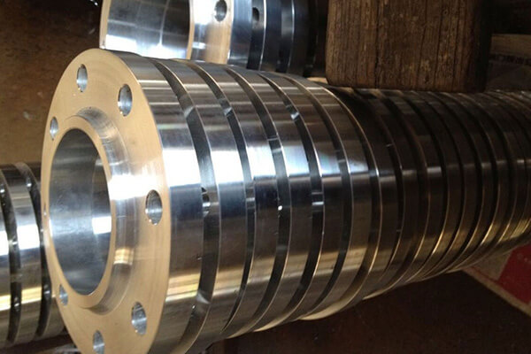 Steel 317-317L Flanges