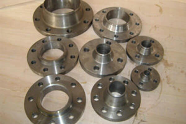 Steel 904L Flanges