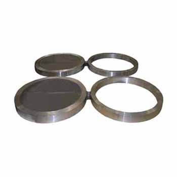 Alloy Steel F12 Spectacle blind flanges