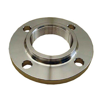 Stainless Steel 304 Threaded Flanges